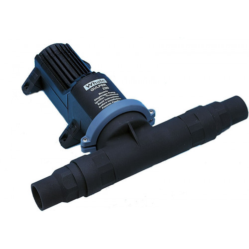 Gulper Toilet Waste Pump 24V