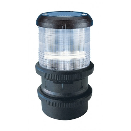 "Aqua Signal Series 40 Anchor Light with Strobe - ""Quick Fit"""