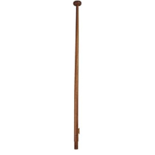 Yachtmail Mahogany Flag Pole Staff