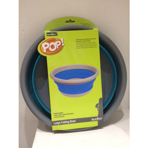 Summit Pop-up Large Folding Bowl