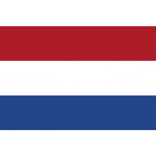 Netherlands Courtesy Flag
