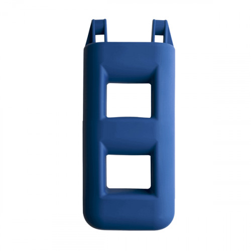 2 Step Fender Ladder - Blue