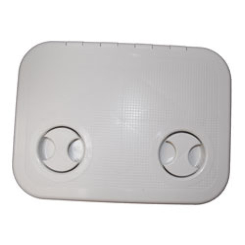 Yachtmail Access Hatch 20x30cm - White