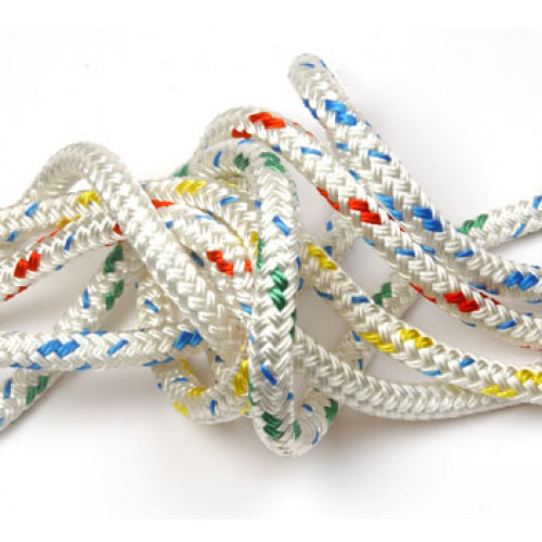 Braid on Braid Rope - Melange Colours