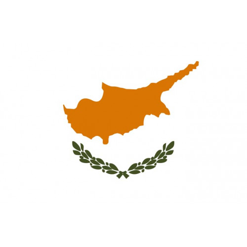 Courtesy Flag - Cyprus