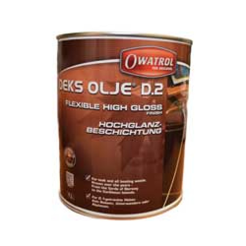 Deks Olje D.2 Flexible High Gloss Finish 1L