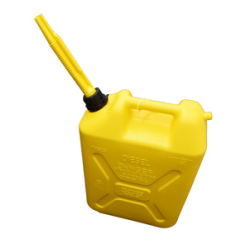 20L Diesel Jerry Can Military Style Nozzle