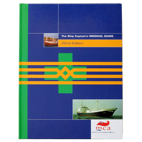Ship Captains Medical Guide