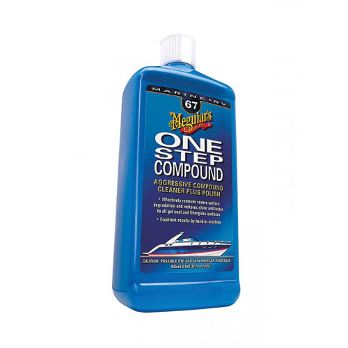 Meguiar's One Step Compound - No. 67