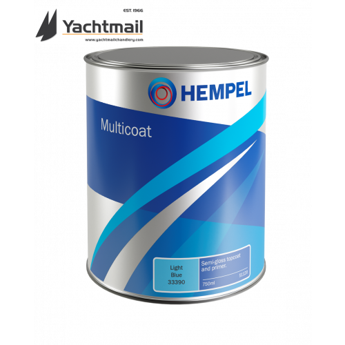 Hempel Multicoat 750ml new tin design