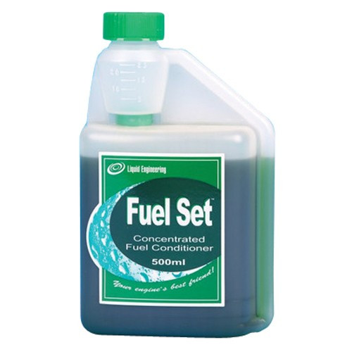 500ml Fuel Set - Fuel conditioner