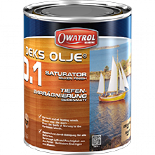 Owatrol Wood Saturator Silk Finish