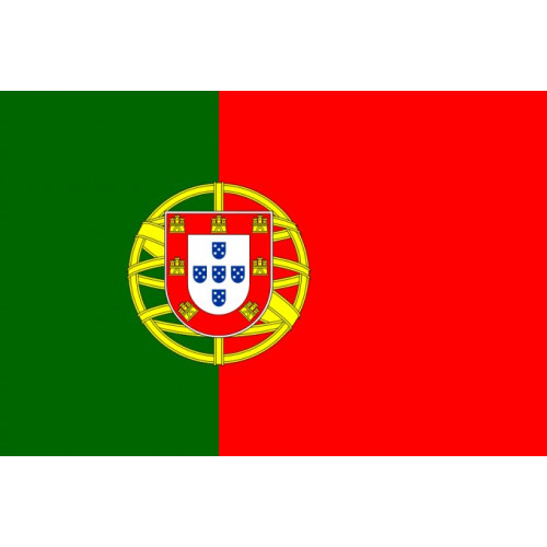 Portugal Courtesy Flag