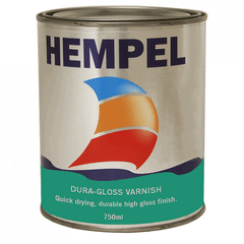 Hempel Dura Gloss Varnish 750ml