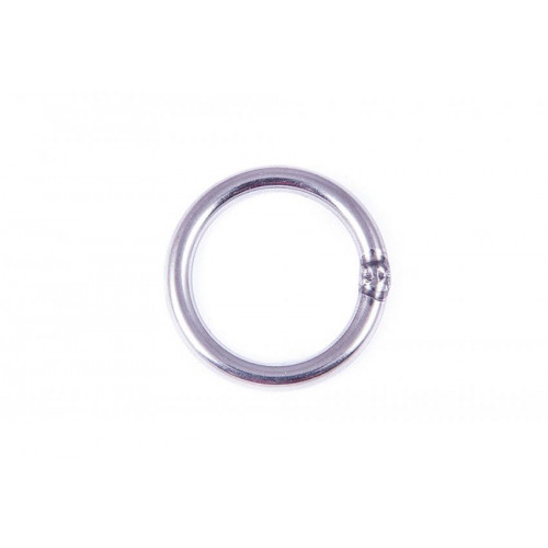 316 Stainless Steel Electropolished Ring