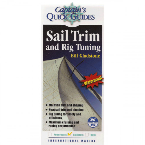 Sail Trim and Rig Tuning (Sept) Captain's Quick Guides