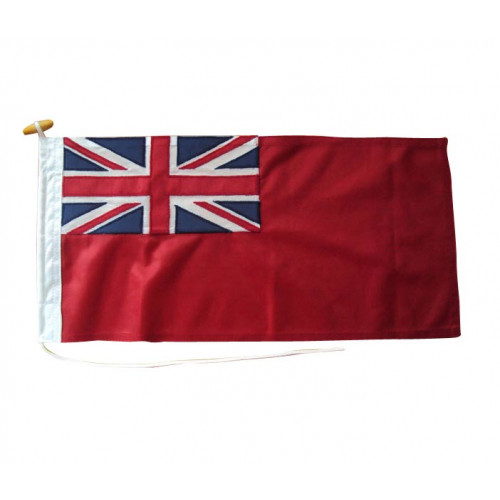 Sewn Red Ensign