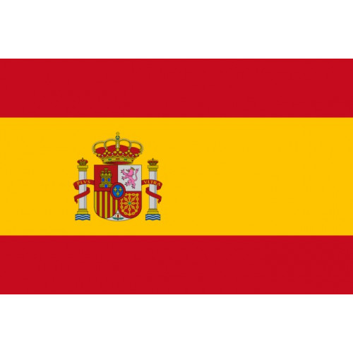 Courtesy Flag - Spain