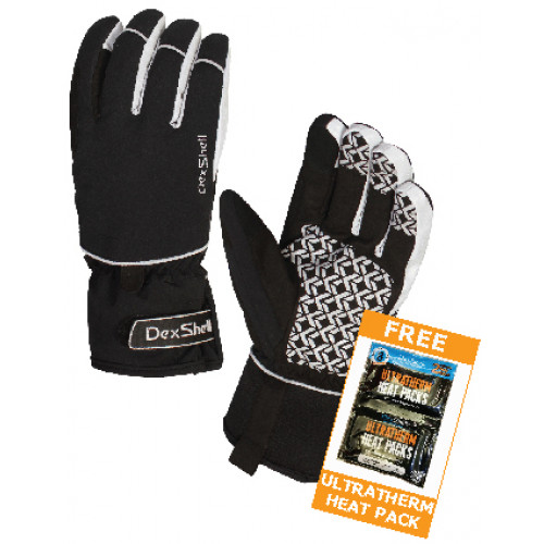 Dexshell Waterproof Ultratherm Outdoor Gloves
