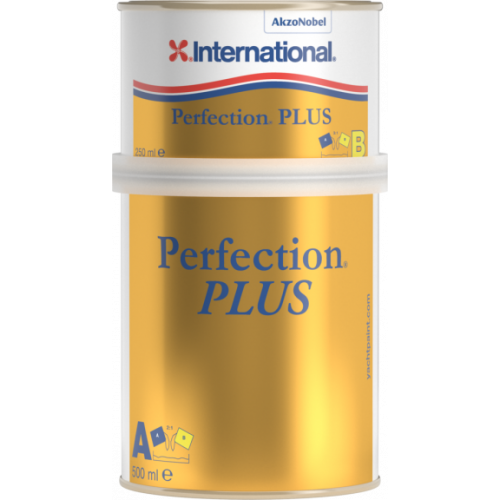 International Perfection PLUS Yacht Varnish