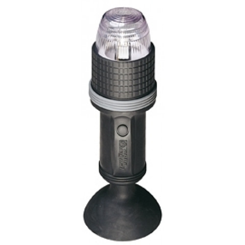 "Aqua Signal Series 23 Battery Nav Light - ""Suction Moutning"""