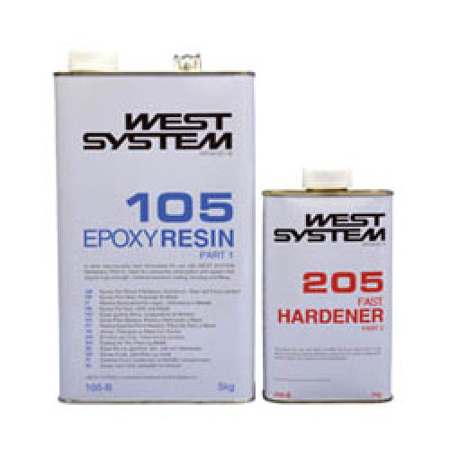 West Systems B Pack