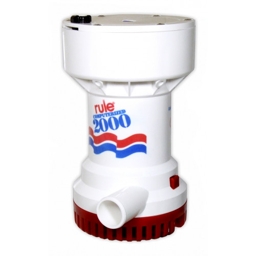 RULE 2000GPH Fully Automatic Bilge Pump
