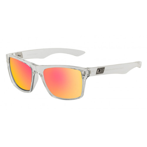 Dirty Dog Sunglasses - Vendetta Crystal Red