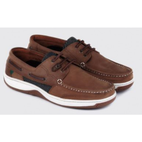 Dubarry Regatta Deck Shoe - Donkey Brown