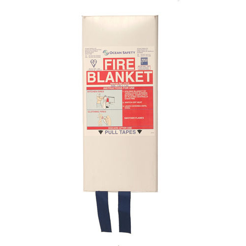 Fire Blanket Slim Pack MCA 1.8mt x 1.2mt