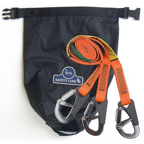 Kru - Safety Line 3 Hook
