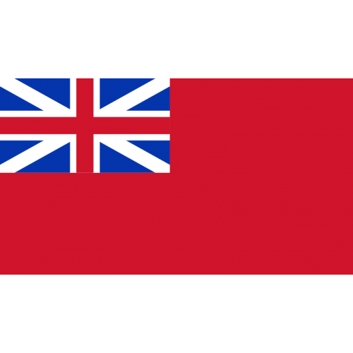 Printed Red Ensign