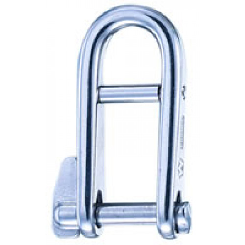 "Wichard 8MM ""HR"" Key Pin Shackle + Bar"