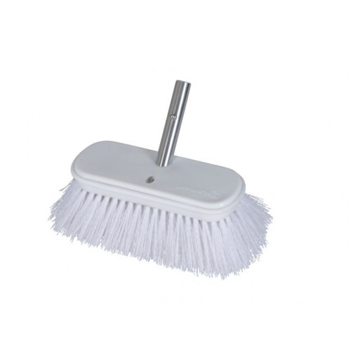 Stiff Brush Head - White Bristles
