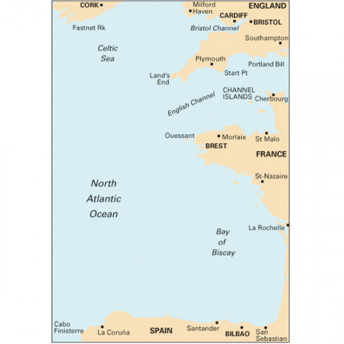 C18 Western Approaches to the English Channel & Biscay