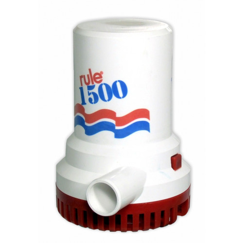 Rule 1500 GPH 24V Bilge Pump