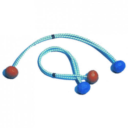 Sail Fastener Ties with Plastic Balls 40cm x 4