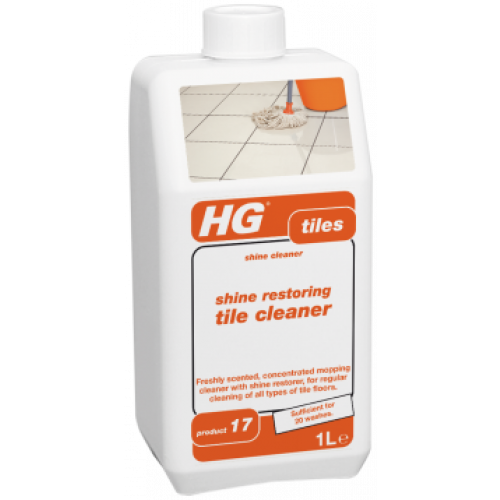 HG Shine restoring Tile cleaner - 1 Litre