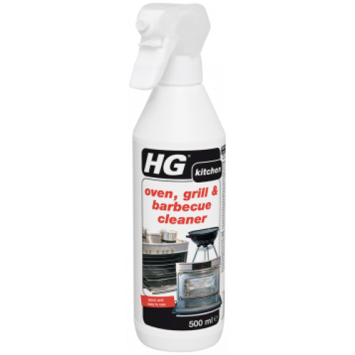 HG Oven, Grill & Barbecue Cleaner - 500ml