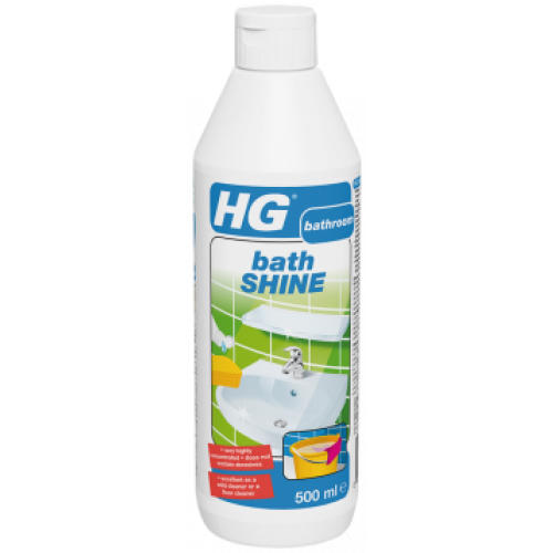 HG Bath Shine - 500ml