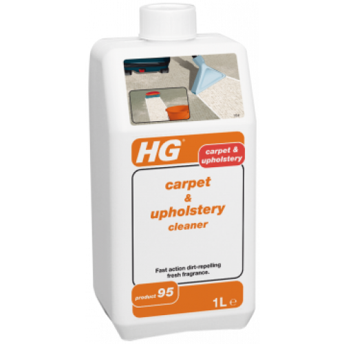 HG Carpet & Upholstery Cleaner - 1 Litre