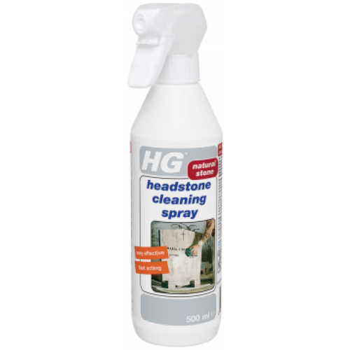 headstone cleaning spray