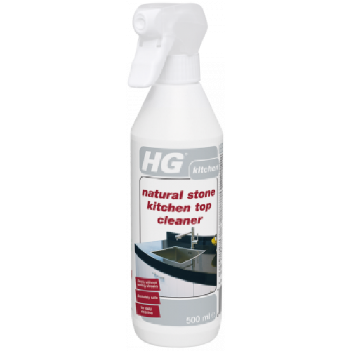 HG Natural Stone kitchen top cleaner - 500ml