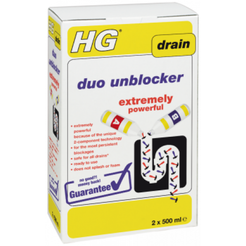 HG Duo Unblocker - 500ml