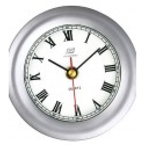 Plastimo Chrome Clock 4""