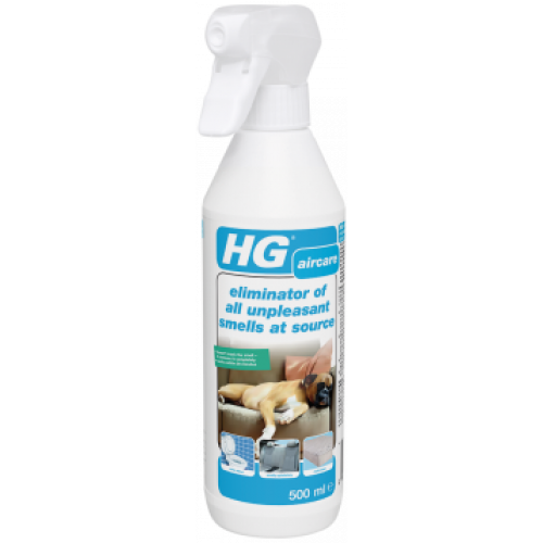 HG Eliminator of all unpleasant smells - 500ml