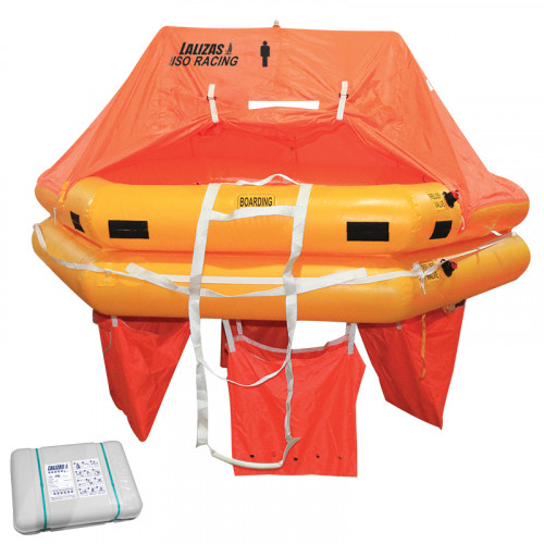 LALIZAS Liferaft ISO RACING 4-12 Can