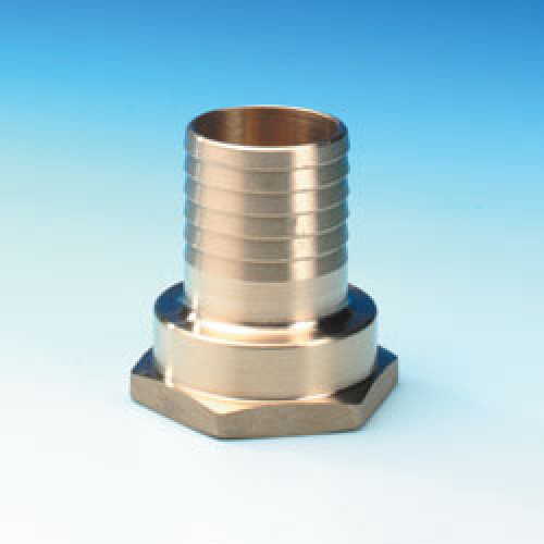 Female Hose Connector - 1 Inch BSP - 25mm ID Hose