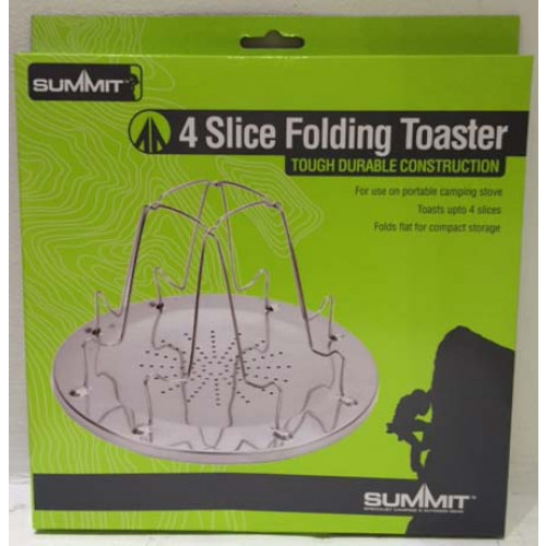 Sumit 4 Slice Folding Toaster