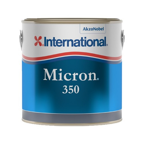 International Micron 350 Antifoul - 2.5LTR